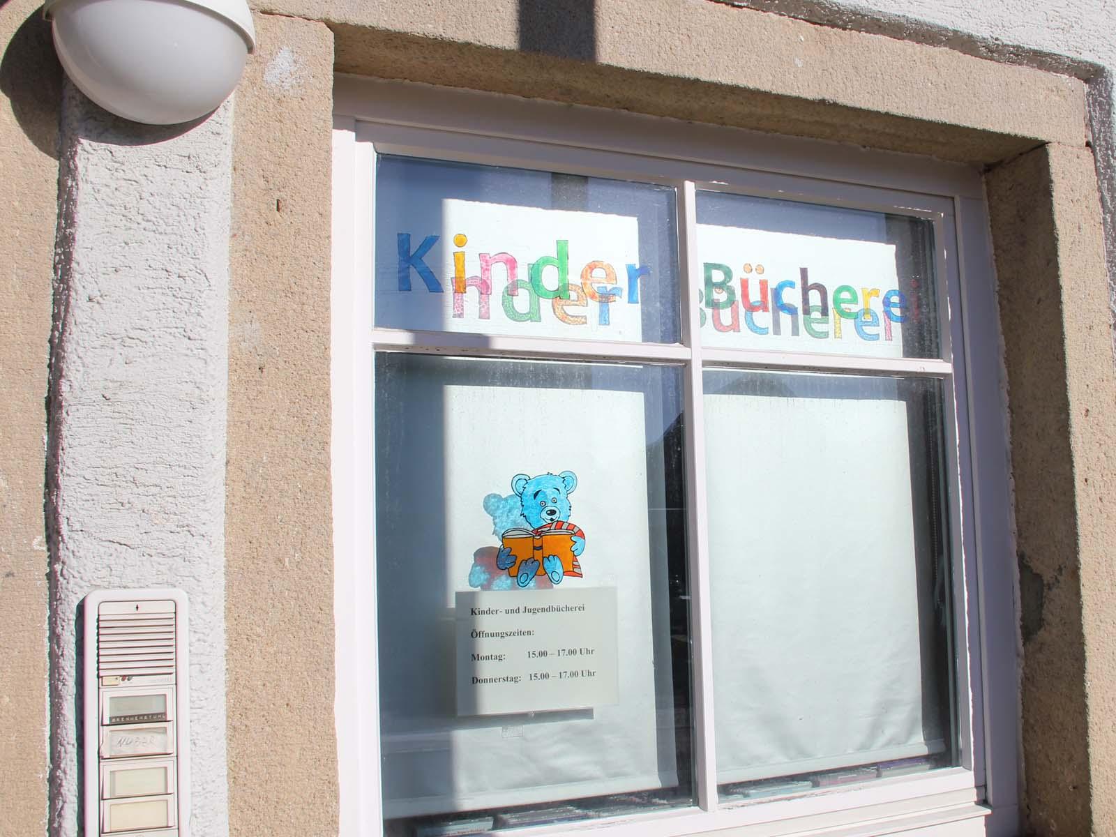 Kinderbücherei Neuweiler