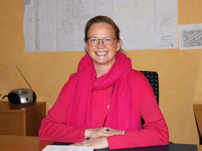 Ortsvorsteherin Silvia Bühler