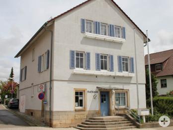 Rathaus in Neuweiler