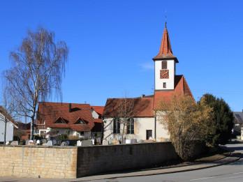 Christuskirche in Neuweiler