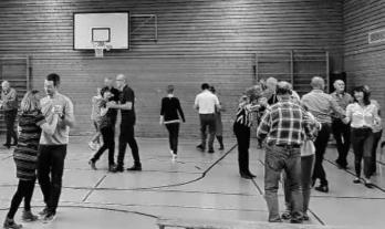 Erster Tanznachmittag in der Neuweiler Halle fndet großen Zuspruch